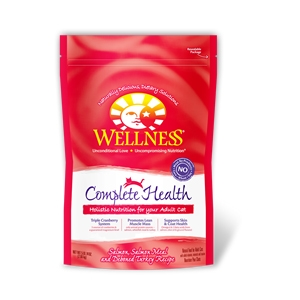 Wellness Salmon Cat Food
