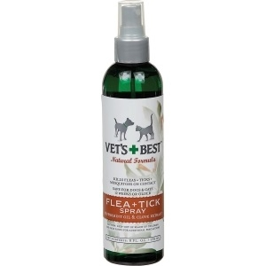 Vets Best Natural Formula Flea & Tick Spray