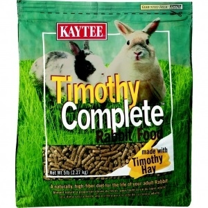Timothy Complete Rabbit Food 5 Pound