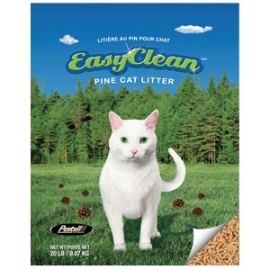 Pestell Easy Clean Pine Cat Litter