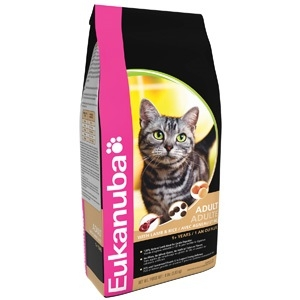 Eukanuba Lamb and Rice Dry Adult Cat Food