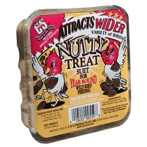 C & S Nutty Treat Suet