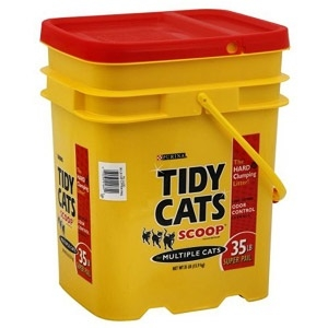 Tidy Cat Scoop for Multiple Cats 24/7 Performance Litter