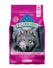 Blue Buffalo Wilderness Small Breed Chicken Dog 11#