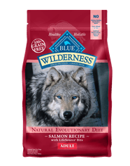 Blue Buffalo Wilderness Salmon Dog 24#