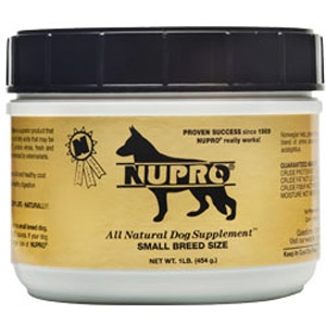 Nupro All Natural Dog Supplement The Original
