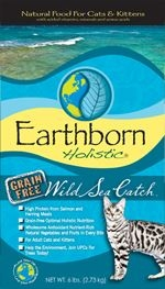 Midwestern Pet Earthborn Holistic Feline Sea Catch Gf 6#