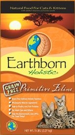Midwestern Pet Earthborn Holistic Feline Primitive Gf 6#