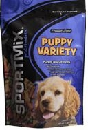Midwestern Pet Sportmix Biscuit Puppy Variety 20#