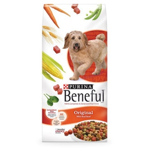 Purina® Beneful® Original Dog Food With Beef