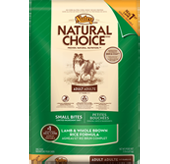 Nutro Natural Choice Dog LID Small Bite Lamb/Brown Rice 15#