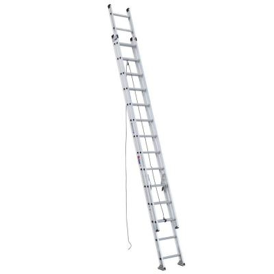 28' Aluminum Extension Ladder