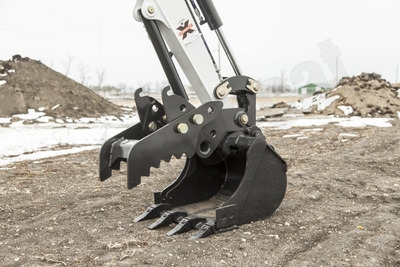 Excavator Thumb Attachment
