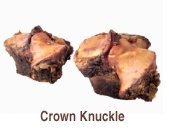 Jones Natural Chews Crown Knuckle Beef Shrink Wrapped 15 Count