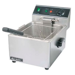 Electric Countertop Deep Fryer