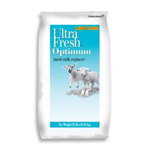 Ultra Fresh® Optimum Lamb Milk Replacer