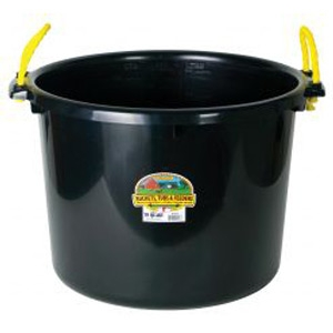 Miller Manufacturing Company 70 Quart Muck Tub