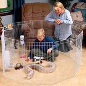 Marshall Pet Products Small Animal Play Pen