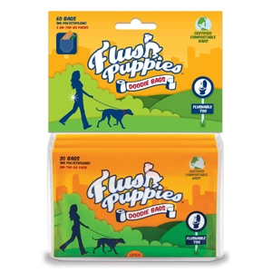 Flush Puppies 3-pack  Wallet Style