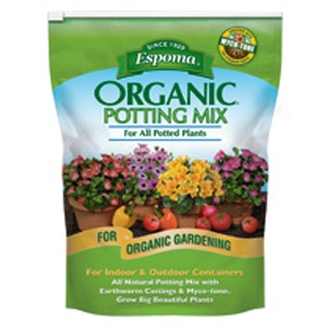 Espoma Organic Potting Mix 4 qt.