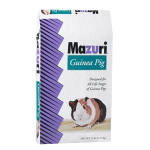 Mazuri® Timothy-Based Guinea Pig Diet