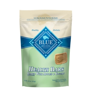 BLUE™ Health Bars Apples and Yogurt Dog Biscuits