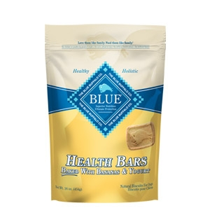 BLUE™ Health Bars Banana and Yogurt Dog Biscuits