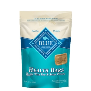 BLUE™ Health Bars Fish and Sweet Potato Dog Biscuits
