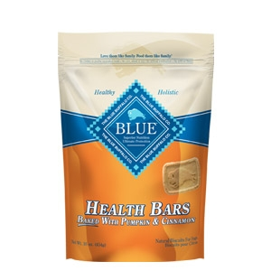 BLUE™ Health Bars Pumpkin and Cinnamon Dog Biscuits