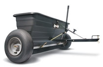 Agri Fab drop spreader tow behind