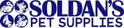 Soldan's Pet Supplies Logo