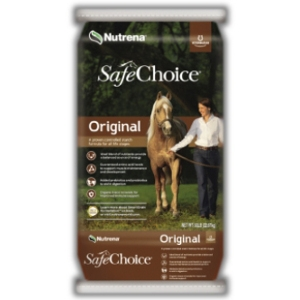Nutrena® SafeChoice® Original Horse Feed