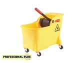 Rubbermaid mop bucket and ringer