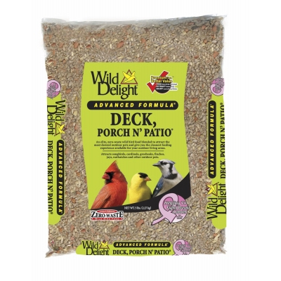Deck, Porch 'N Patio Bird Food