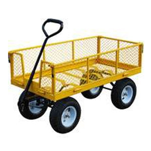 Garden Wheelbarrow Cart
