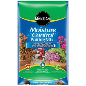 Miracle-Gro® Moisture Control® Potting Mix