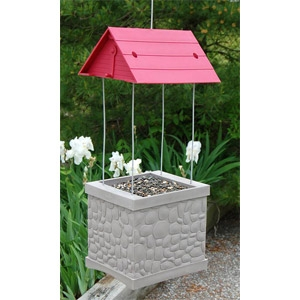 Heath® Infinity Wishing Well Feeder for Wild Birds
