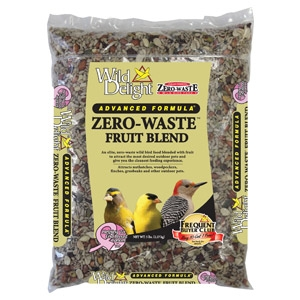 Wild Delight® Zero-Waste® Fruit Blend Bird Food