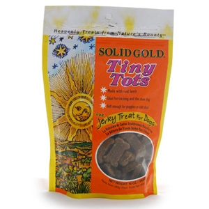 Solid Gold Tiny Tots Lamb Jerky Dog Treats