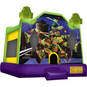 Teenage Mutant Ninja Turtles 2 Jump