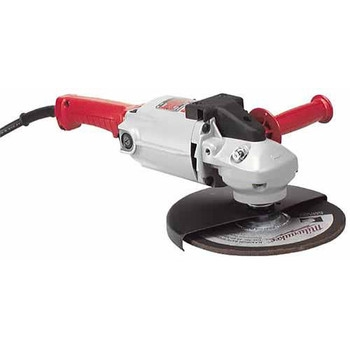 Milwaukee sander grinder 7''