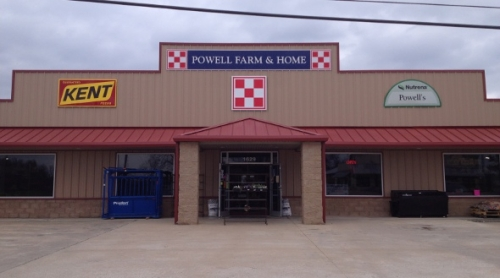 Powell Feed & Home