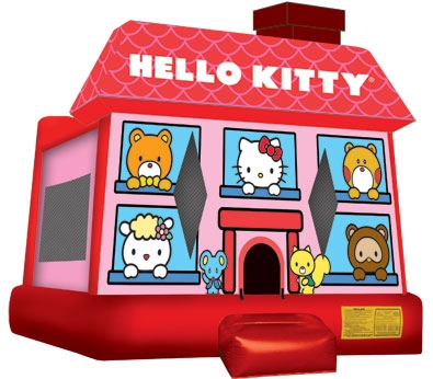 Hello Kitty 3D Jumpy