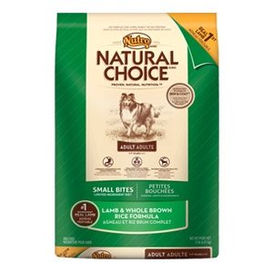 Natural Choice® Small Bites Lamb & Brown Rice Formula