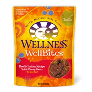 Wellness® WellBites™ Beef & Turkey Recipe