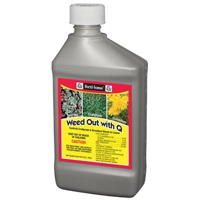 Weed Out with Q - 16 oz.