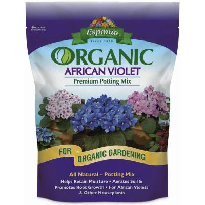 Organic African Violet Potting Mix