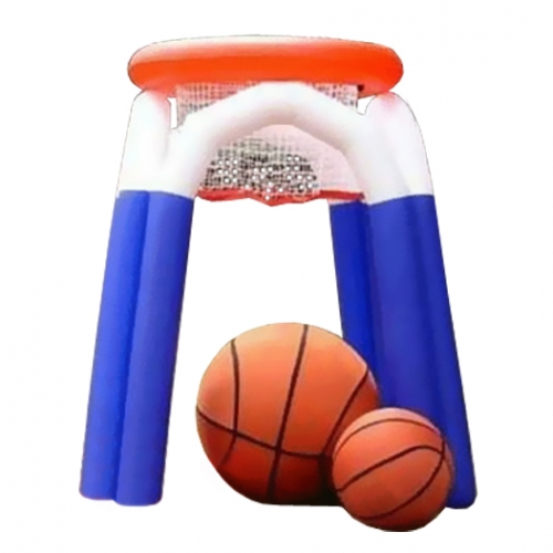 Inflatable Monster Basketball Game