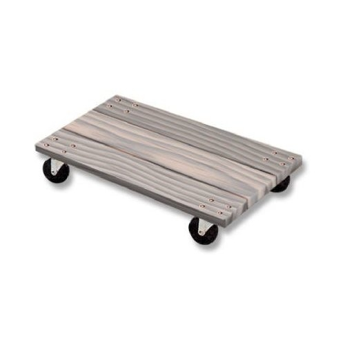 4 Wheel Wooden Dolly
