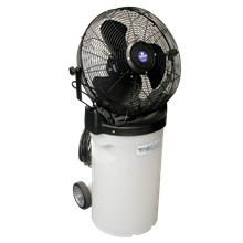 Protable Low Pressure Misting Fan